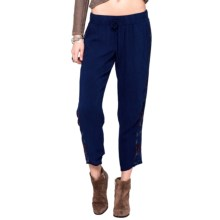 O'Neill Feather Pants (For Women) in Dark Indigo - Closeouts