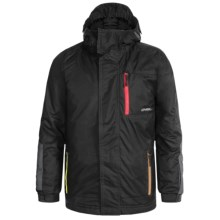 O'Neill Flux Ski Jacket (For Little and Big Boys) in Black Out - Closeouts