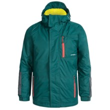 O'Neill Flux Ski Jacket (For Little and Big Boys) in Pacfic - Closeouts