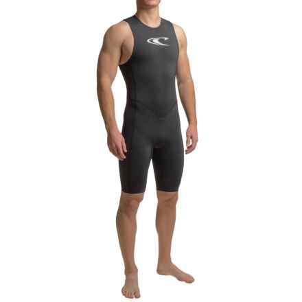 O'Neill Hammer Shorty Wetsuit - 0.5mm, Sleeveless (For Men) in Black/Black - Closeouts