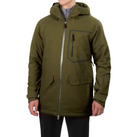 O'Neill Heat II Thinsulate® Winter Jacket - Waterproof, Insulated (For Men) in Wintermoss - Closeouts