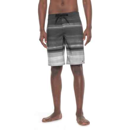 O'Neill Heist Boardshorts (For Men) in Black 2 - Closeouts