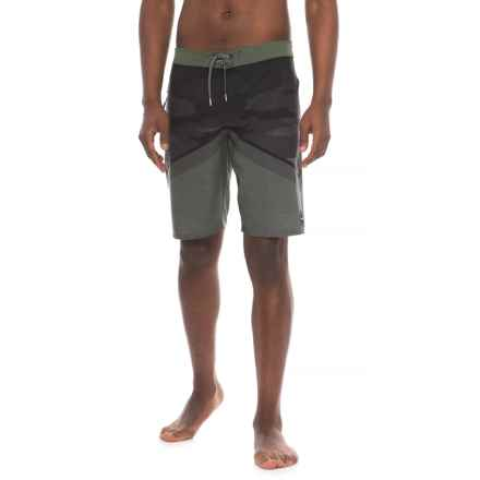 O'Neill Hyperfreak Boardshorts (For Men) in Camo - Closeouts