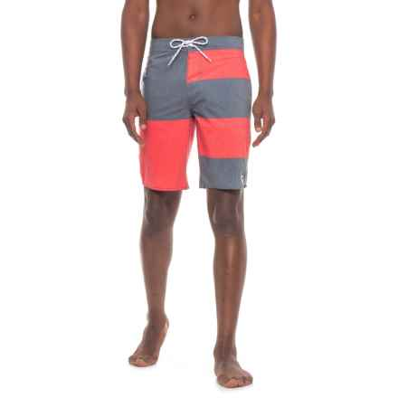 O'Neill Informant Collection Basis Boardshorts (For Men) in Navy - Closeouts