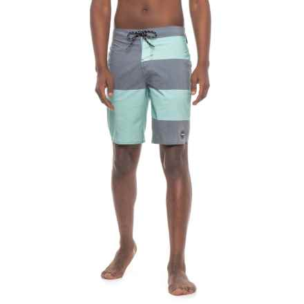 O'Neill Informant Collection Basis Boardshorts (For Men) in Turquoise - Closeouts
