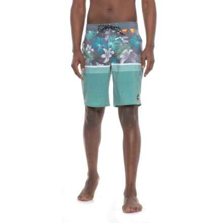 O'Neill Informant Collection Blissfull Boardshorts (For Men) in Jade - Closeouts