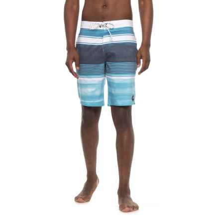 O'Neill Informant Collection Heist Boardshorts (For Men) in Blue - Closeouts