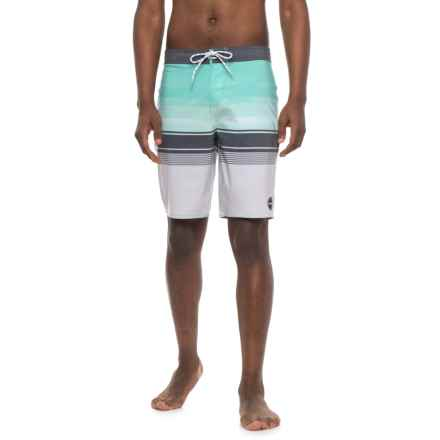 O'Neill Informant Collection Source Boardshorts (For Men) in Light Grey - Closeouts