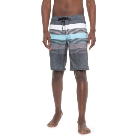 O'Neill Latitude Boardshorts (For Men) in Black