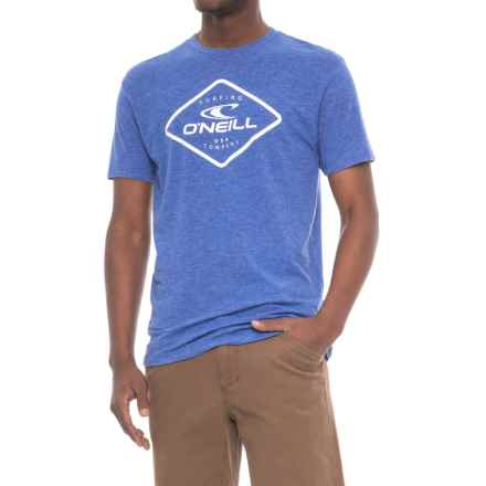 O'Neill O'Neill Program T-Shirt - Short Sleeve (For Men) in Royal - Closeouts