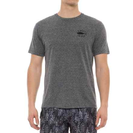 O'Neill O'Neill Tuna Roll T-Shirt - Short Sleeve (For Men) in Grey Heather - Closeouts