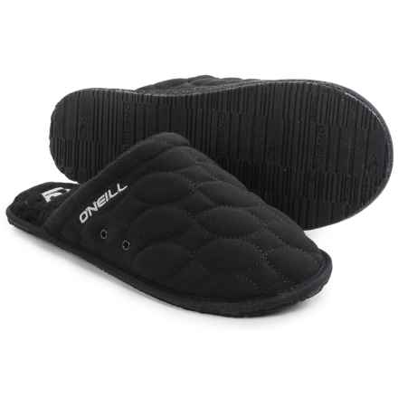 O'Neill Rico 2 Slippers (For Men) in Black 2 - Closeouts