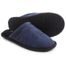 O'Neill Rico Slippers (For Men) in Dark Blue - Closeouts