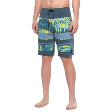 O'Neill Sand Capitol Boardshorts - Teal (For Men) in Teal - Closeouts