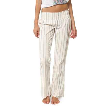 O'Neill Shorebreak Pants (For Women) in Winter White - Closeouts