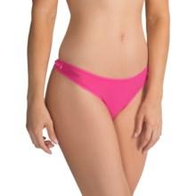 OnGossamer Mesh Hip-G Thong - Underwear (For Women) in Dorch - Closeouts