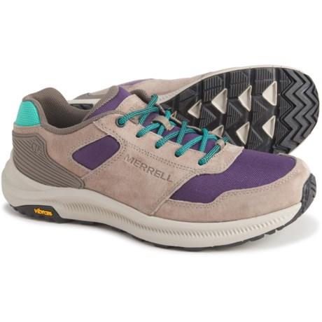 Ontario 85 Retro Hiking Shoes (For Women) - ACAI (7 )