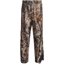 Onyx Silent Pursuit Hunting Rain Pants - Waterproof (For Men) in Realtree Ap - Closeouts