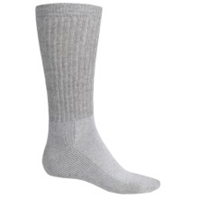 "Onyx X-System 13"" Boot Socks - Crew (For Men) in Grey - Closeouts"