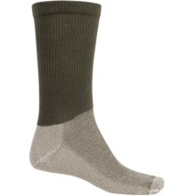 "Onyx X-System Boot Socks - Mid Calf, 13"" (For Men) in Od Green - Closeouts"