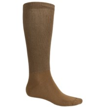 "Onyx X-System Boot Socks - Over the Calf, 18"" (For Men) in Coyote Brown - Closeouts"