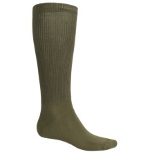 "Onyx X-System Boot Socks - Over the Calf, 18"" (For Men) in Od Green - Closeouts"
