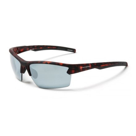 14be730a9e6 Optic Nerve Bristol Hydroglare Sunglasses - Polarized (For Men) in Matte  Demi Silver