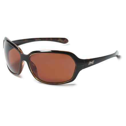 Optic Nerve Spicer Sunglasses  - Polarized (For Women) in Black/Brown - Overstock