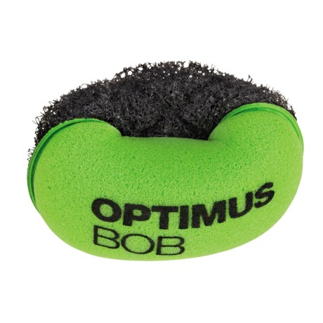 Optimus Bob Outdoor Sponge in Green
