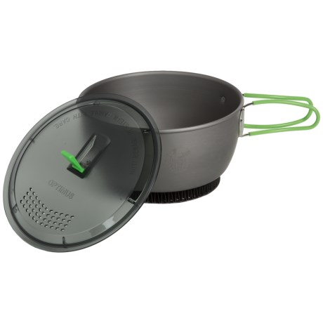 Optimus Terra Xpress HE Cooking Pot with Lid - 1.75L
