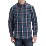 Options Country Twill Plaid Shirt - Long Sleeve (For Men)