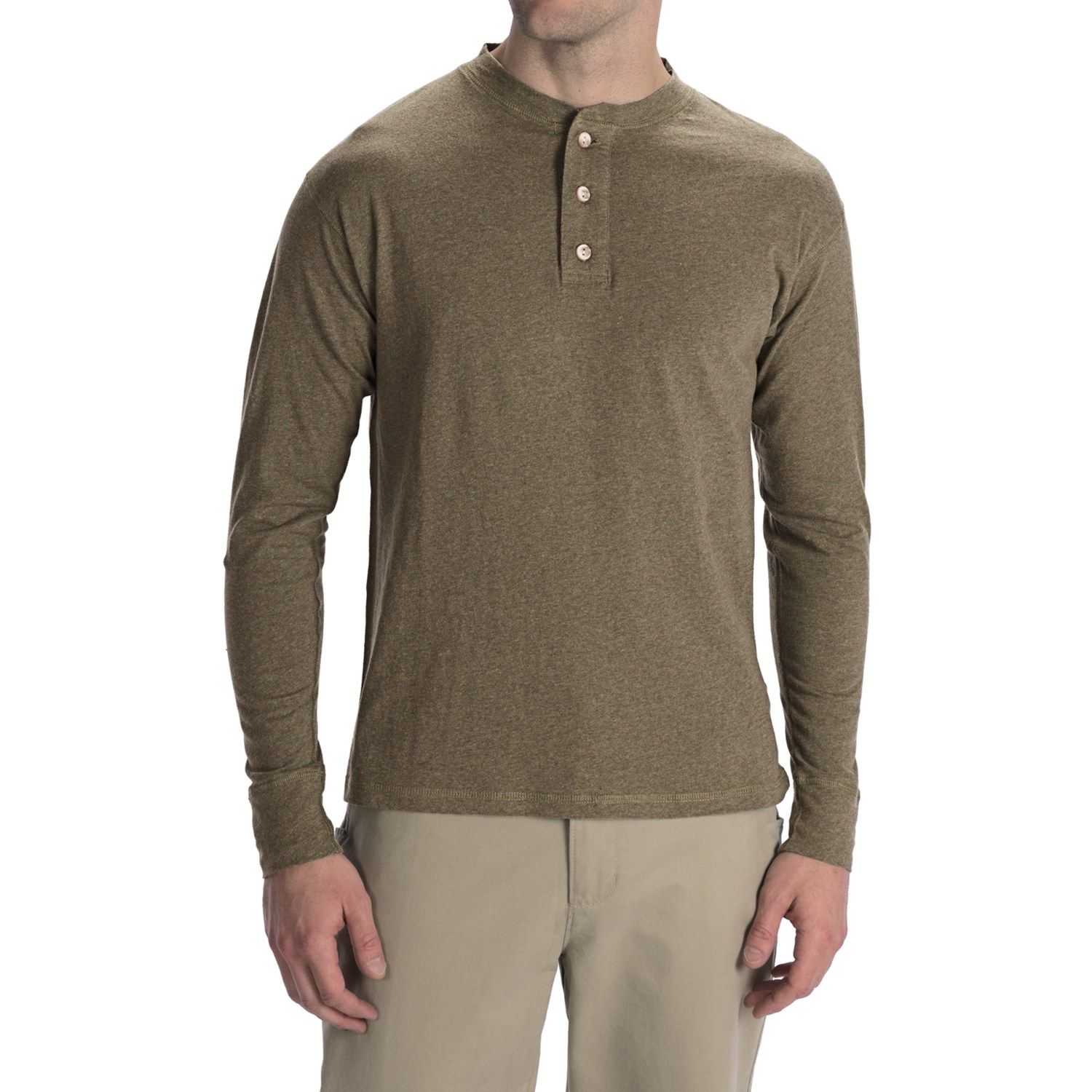 Henley shirts bing images for Long sleeve henley shirts for men