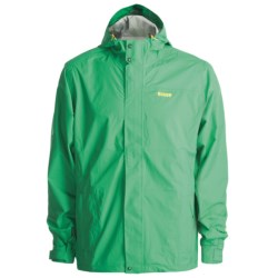 Orage Albert Jacket - Waterproof (For Men) in True Green
