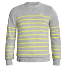 Orage Andrei Sweater (For Men) in Heather Grey - Closeouts