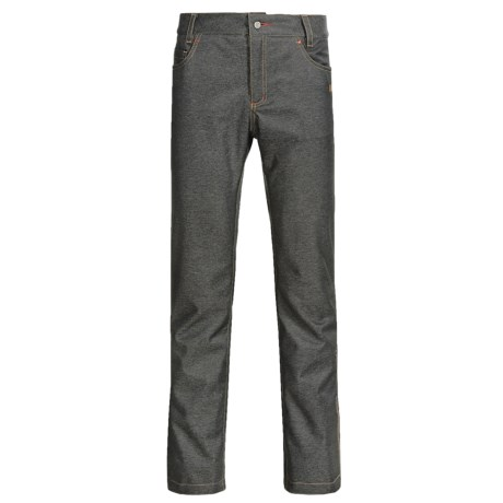 Orage Axe Snow Pants (For Men) in Denim