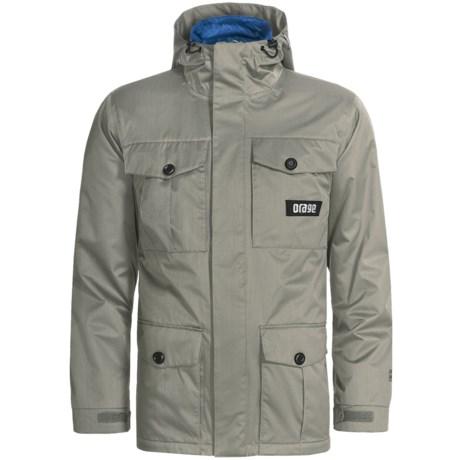 Orage Baxter Ski Jacket - 3-in-1 (For Men) in Grey