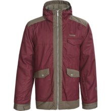 Orage Baxter Ski Jacket - 3-in-1 (For Men) in Heather Burgundy - Closeouts