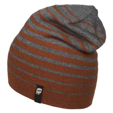 Orage Bee Beanie (For Men) in Khaki - Closeouts