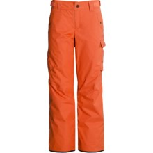 Orage Bella Snow Pants (For Women) in Tangerine - Closeouts