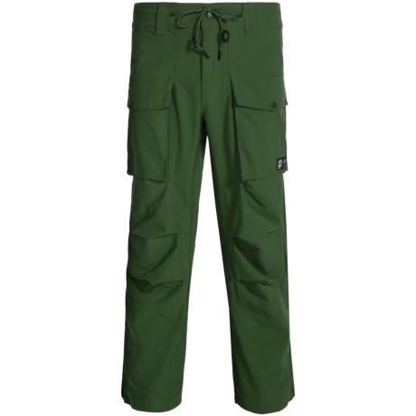 Orage Belmont Shell Ski Pants (For Men) in V256 Pine