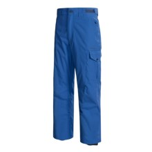 Orage Benji Pants - Insulated (For Men) in Dark Blue - Closeouts