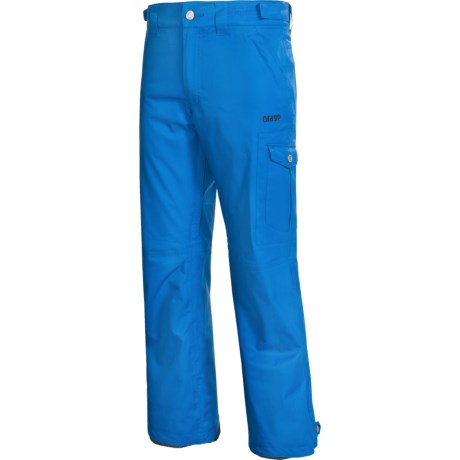Orage Benji Snow Pants - Waterproof, Insulated (For Men) in Blue