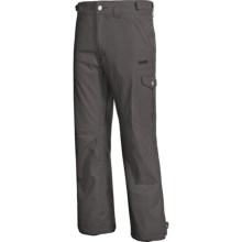 Orage Benji Snow Pants - Waterproof, Insulated (For Men) in Charcoal - Closeouts