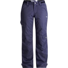 Orage Biloxi Ski Pants - Insulated (For Women) in Heather Deep Indigo - Closeouts