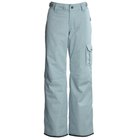 Orage Brune Pants (For Women) in Azure