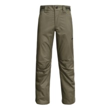 Orage Burgland Ski Pants - Soft Shell (For Men) in Military - Closeouts