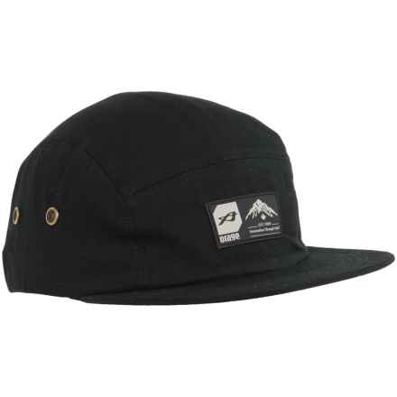 Orage Camper Cap (For Men) in Black - Closeouts