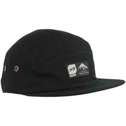Orage Camper Cap (For Men) in Black - Closeouts