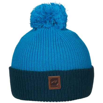 Orage Carpenter Beanie (For Men) in Blue - Closeouts