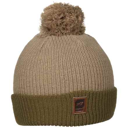Orage Carpenter Beanie (For Men) in Brown - Closeouts